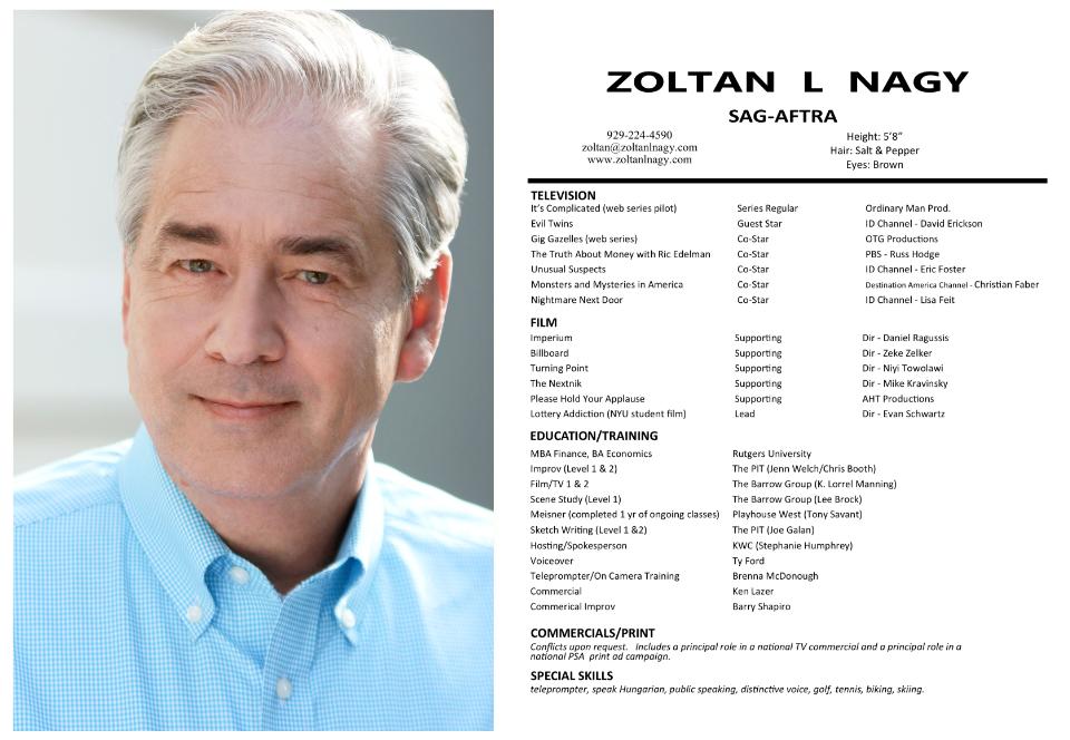 Zoltan L. Nagy